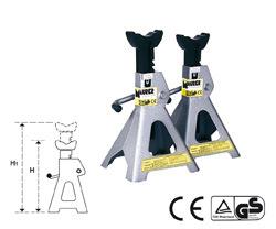 Cavalletti auto usag abbacchiatori pneumatici for Cavalletti auto
