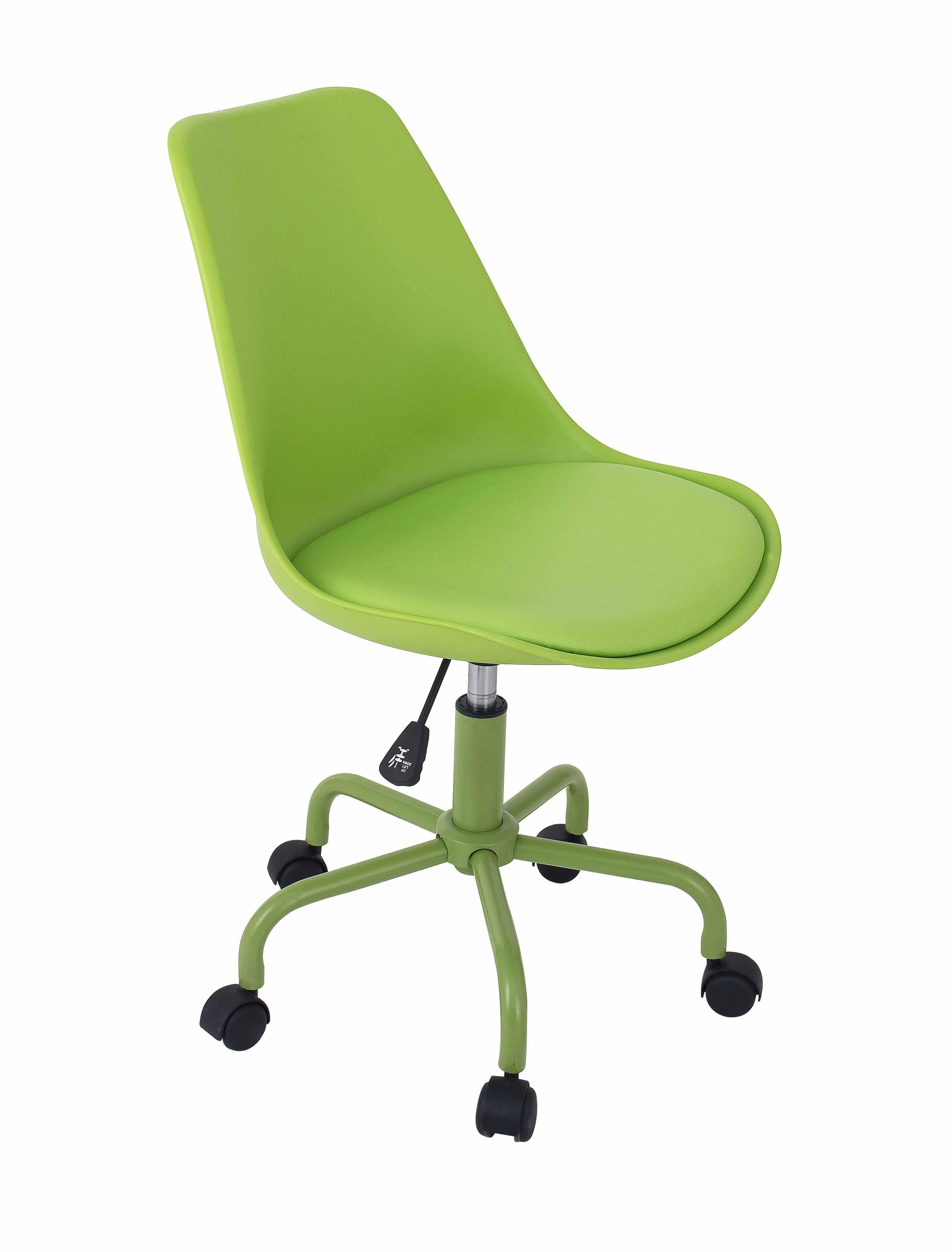 Pratiko storepoltrona scrivania happy verde pratiko store for Sedie scrivania economiche