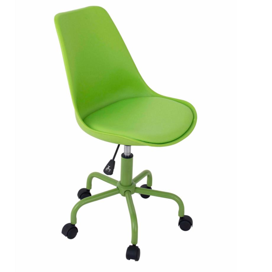 Pratiko StorePoltrona Scrivania Happy Verde - Pratiko Store