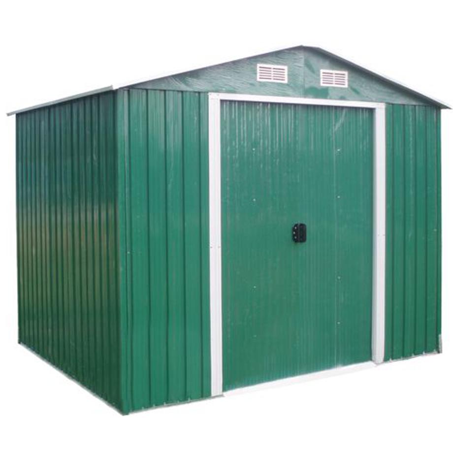 Pratiko storecasetta box porta attrezzi da giardino 95534 - Box da giardino ...