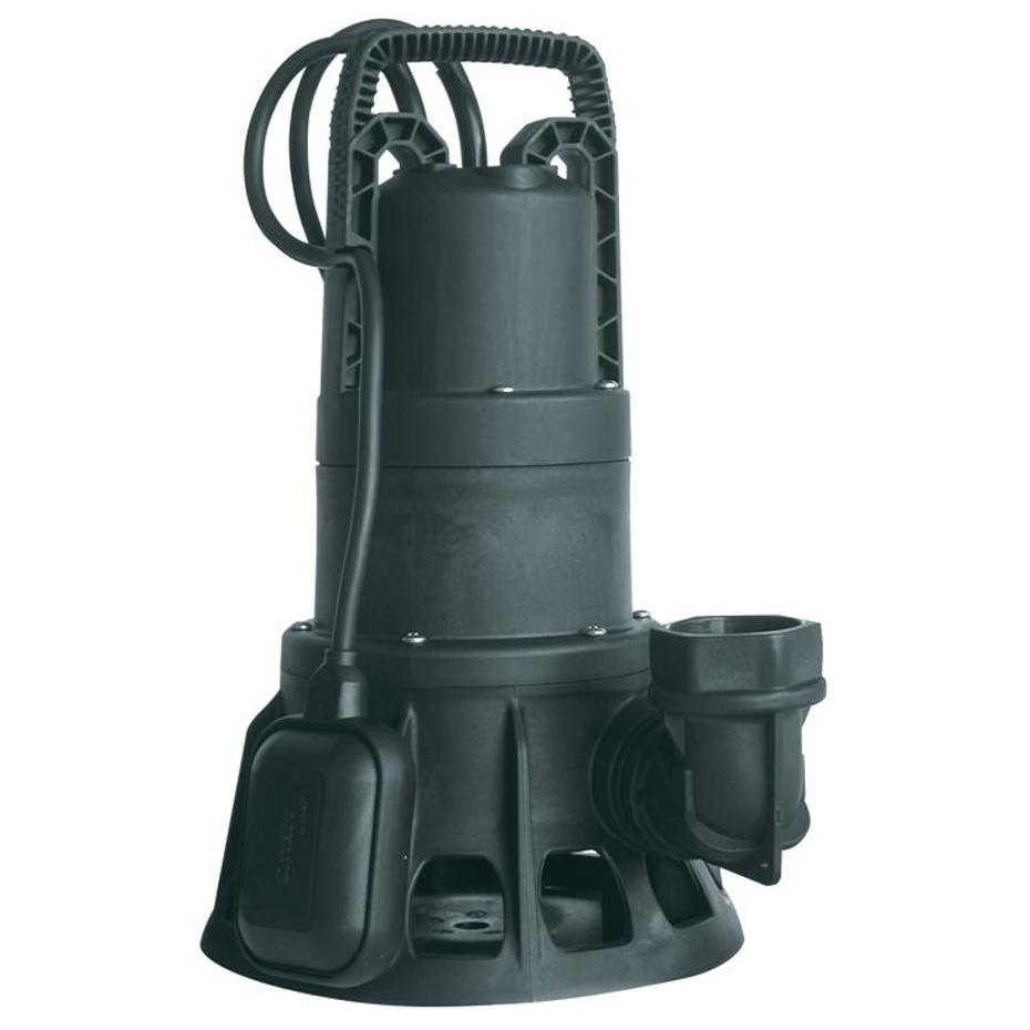 Pompa a immersione per pozzi neri