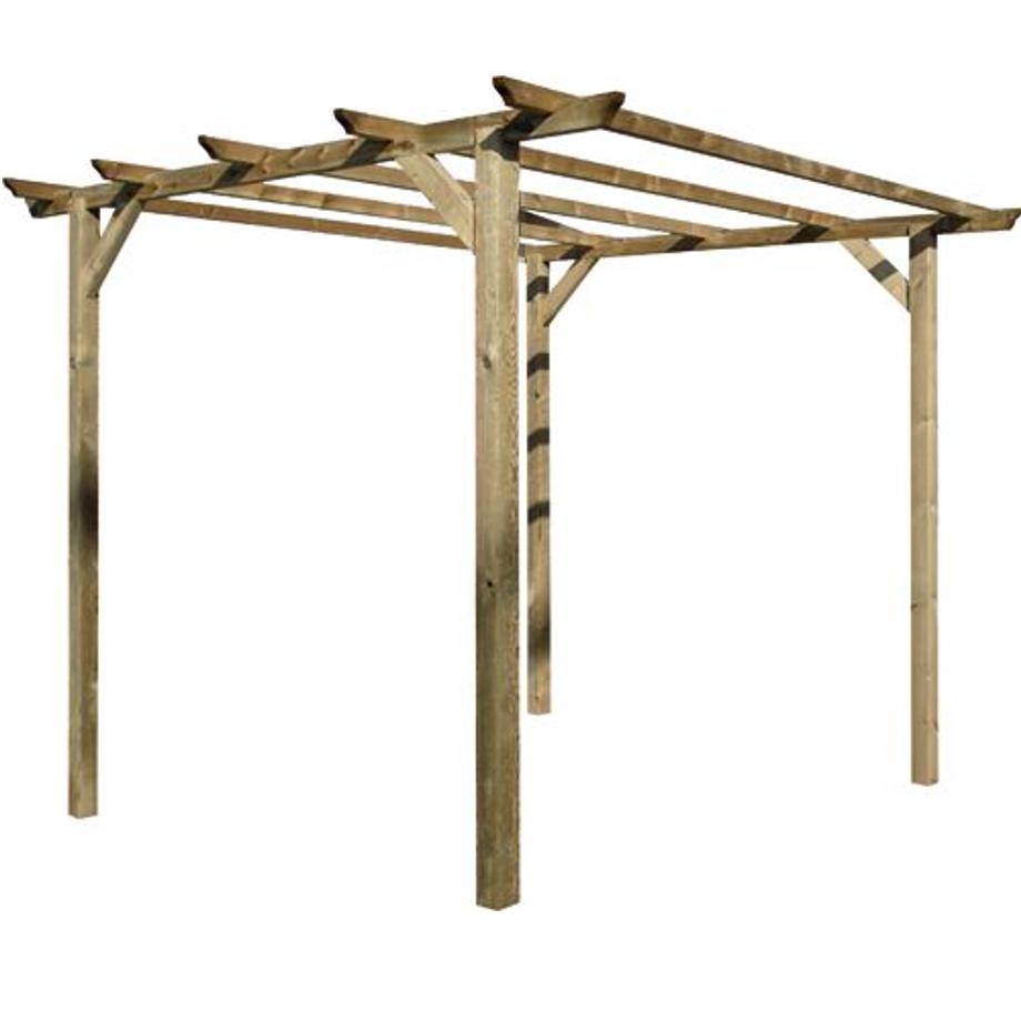 Mobili lavelli pergola in legno for Pergolato in legno leroy merlin