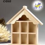 Bacheca Legno Decorabile a Casetta