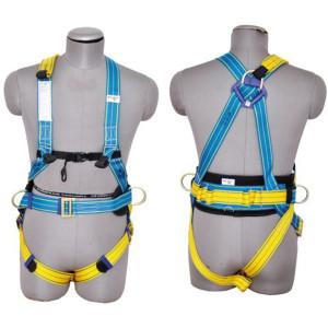 Cintura di sicurezza ad imbragatura totale