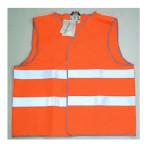 Gilet ad alta visibilità Arancio