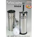 Portascopino Inox per WC