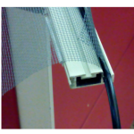 Guarnizione Fissaggio Zanzariere Rete Alluminio