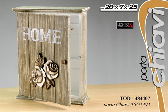 Cassetta portachiavi a parete pratiko store - Kasanova prodotti per la casa ...
