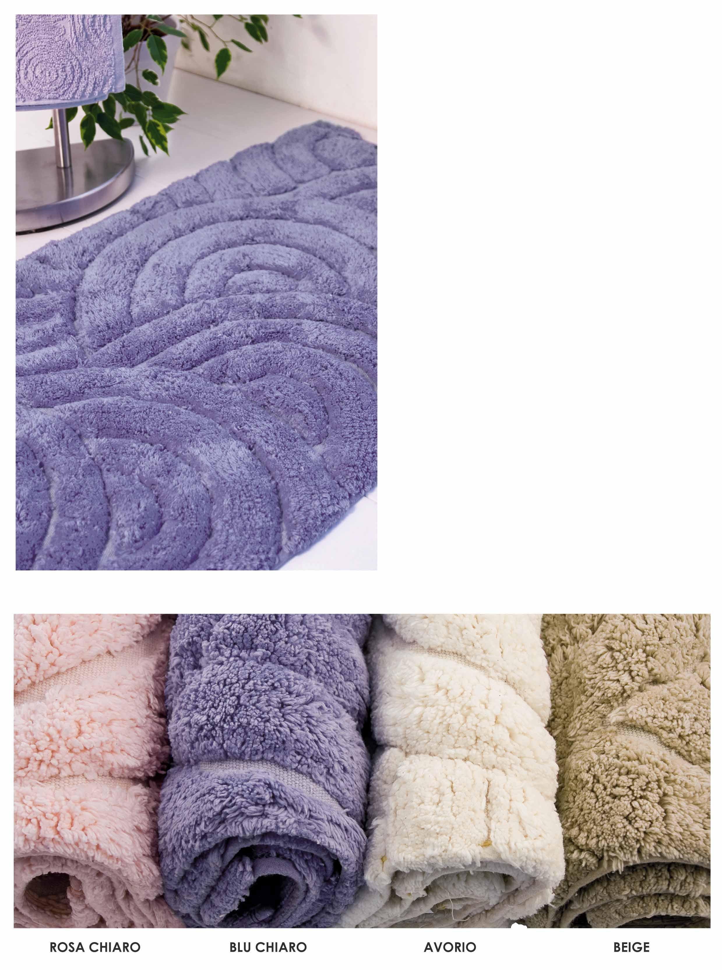 Tappeti Bagno Su Misura Torino tappeto da bagno morbido moderno caldo soffice passatello