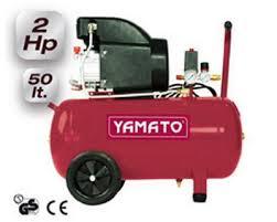 Compressore Carrellato Yamato 50/2 M1CD
