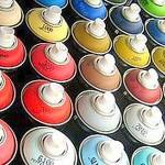 Vernice Spray a Base Acrilica Vari Colori