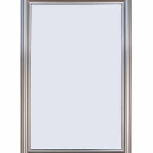 Specchio sanzio argento pratiko store - Specchio antichizzato ...