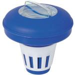 Distributore galleggiante cloro in pasticche per piscina