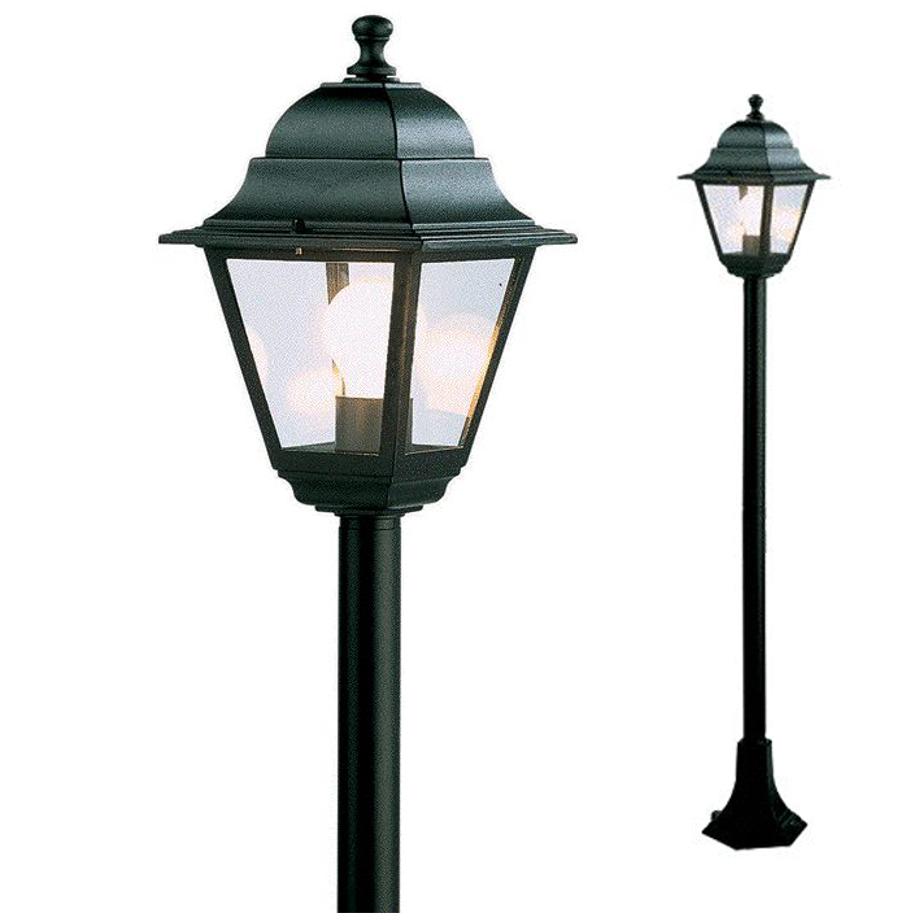 Lampione da giardino charme 1 luce pratiko store - Lampioni da giardino fotovoltaici ...