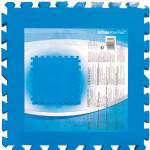 mattonella in polietilene per piscina blu