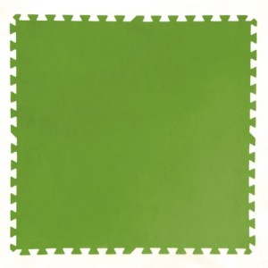 mattonella in polietilene per piscina verde