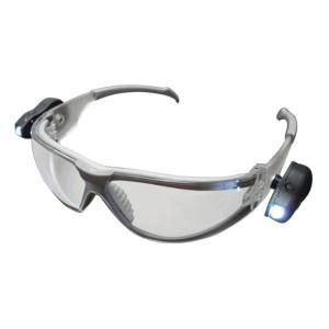 Occhiali Protettivi con Luce Led