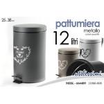 PATTUMIERA TONDA CUORE