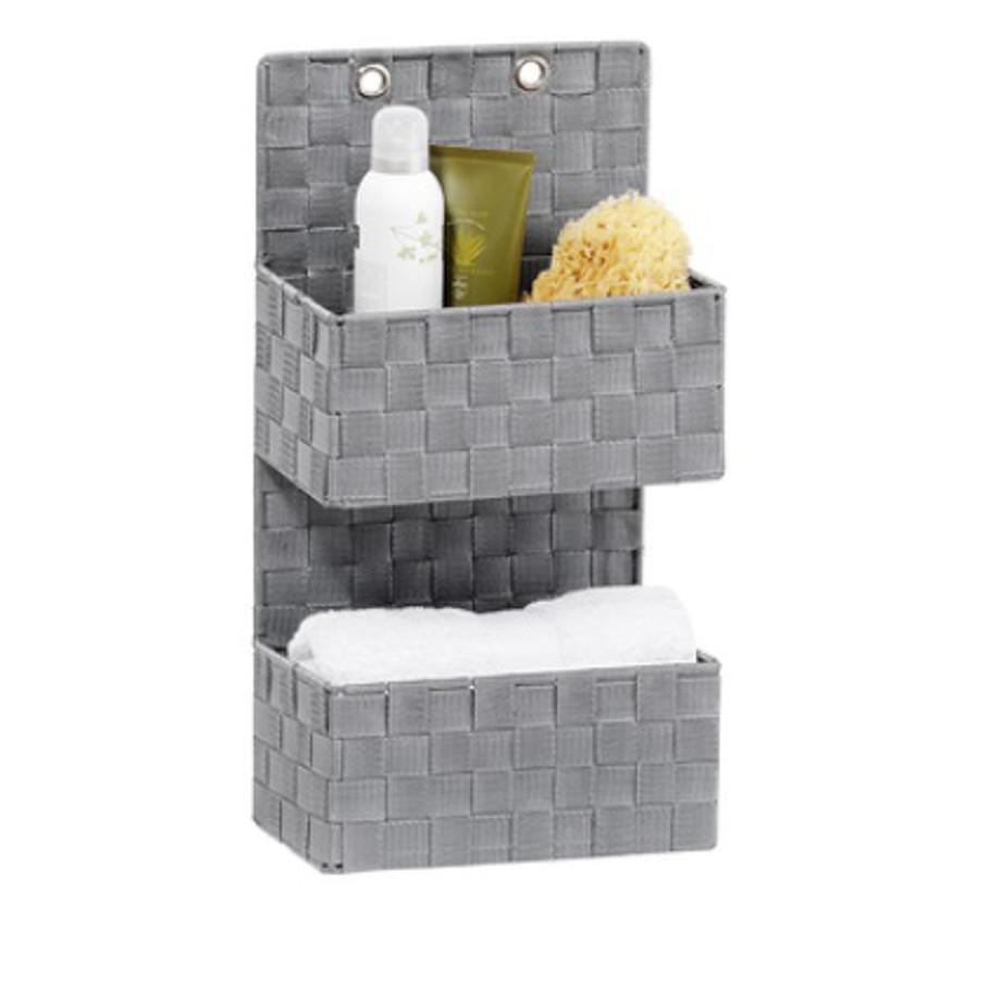 Cestino da bagno 2 piani wenko adria pratiko store - Wenko accessori bagno ...