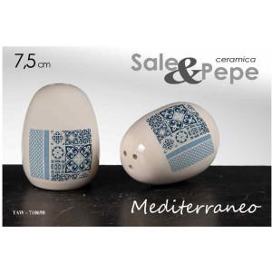 Sale e Pepe Mediterraneo Ceramica