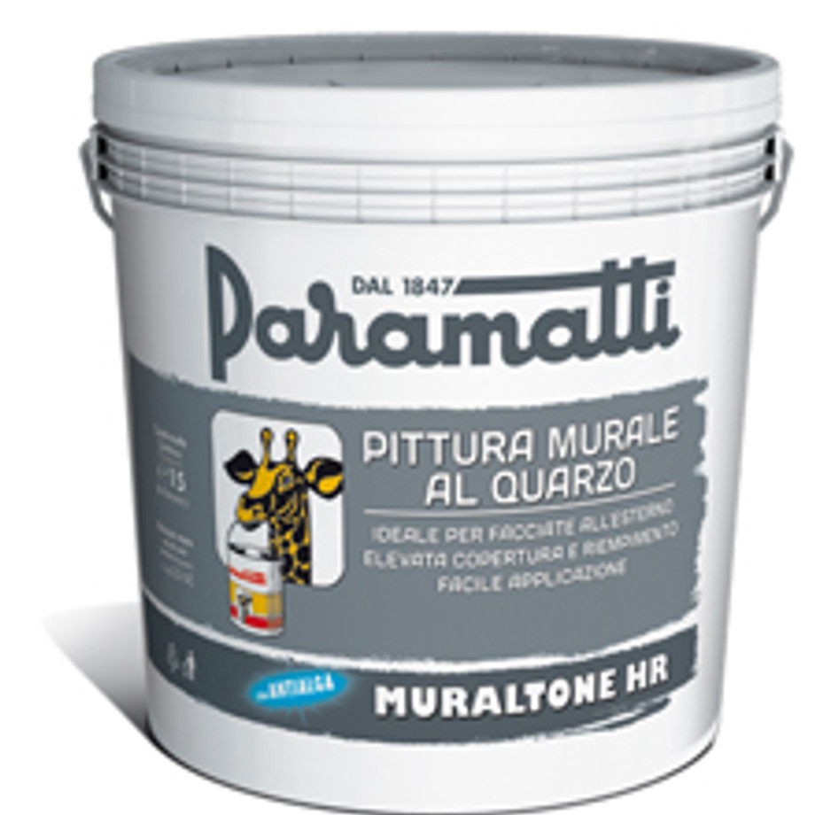 Pittura Murale Al Quarzo Muraltone Hr Paramatti Pratiko Store