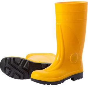 Stivali a ginocchio PVC di sicurezza