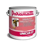 Smalto per lamiere Zincate Unicus 07